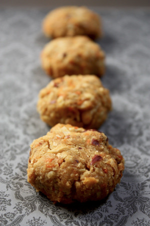 Gourmet Carrot Cookies