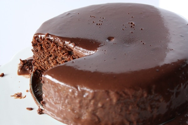 Wholemeal Chocolate Cake