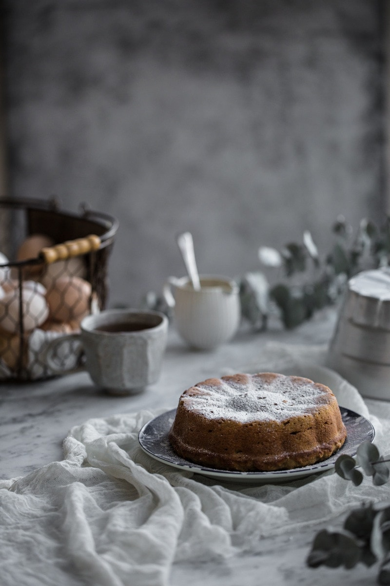 Apple And Almond Cake - Cook Republic