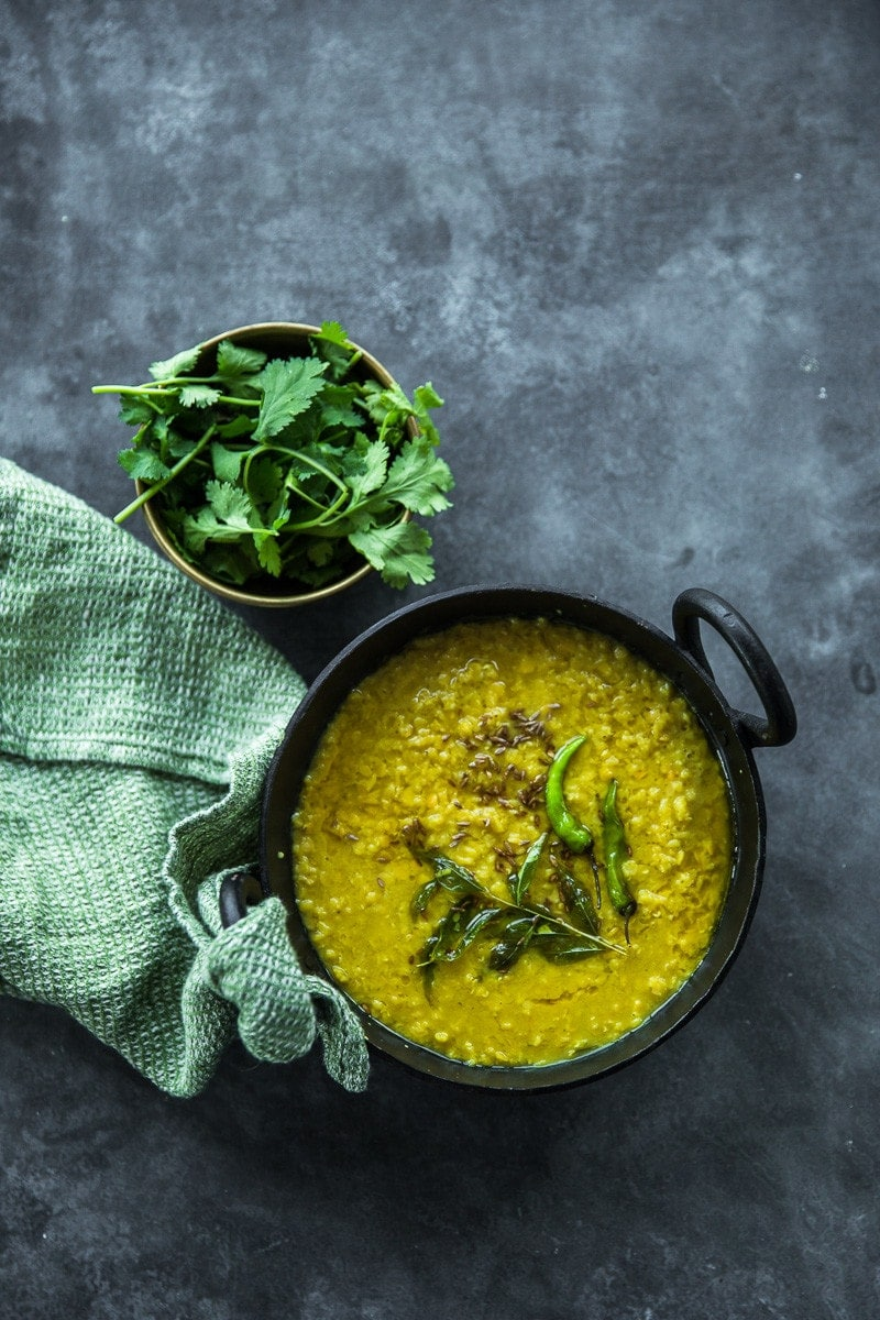 Turmeric Daal - Cook Republic #vegan #glutenfree